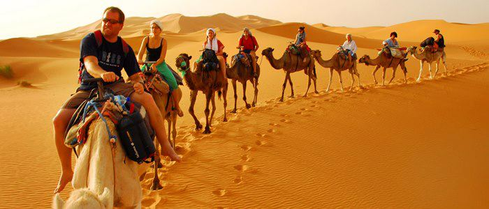 Weekend Trips in Morocco